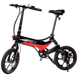 "Swagtron - SwagCycle EB7 16"" Electric Bike"